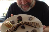 Dave the Raw Trucker & Raw Chocolate Platter